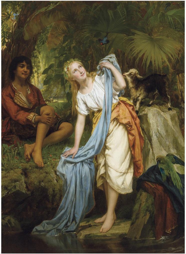 """Karel Ooms """"Summer Fantasy"""""""