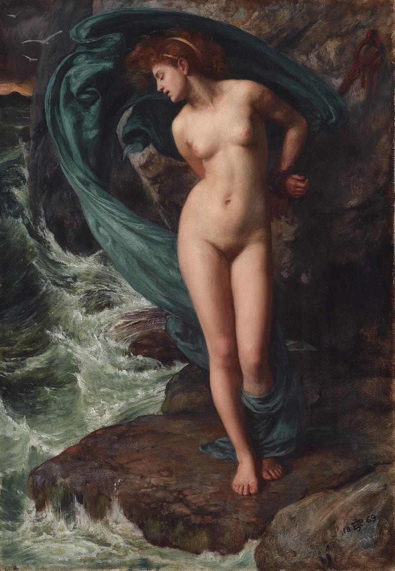 "Edward Poynter ""Andromeda"" (1869)"